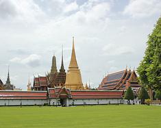 带着老妈去泰国