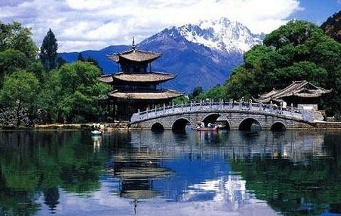 丽江旅游图片