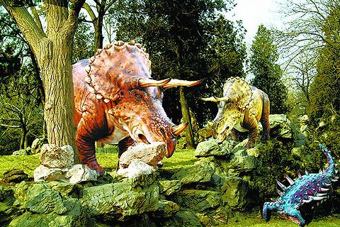 恐龙世界儿童乐园