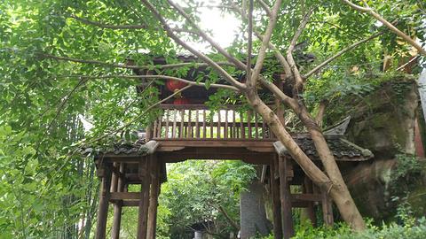 仙市古镇旅游景点攻略图