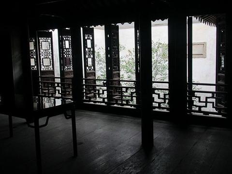 西山雕花楼旅游景点图片