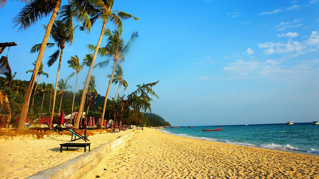 美丽的海底世界——泰国