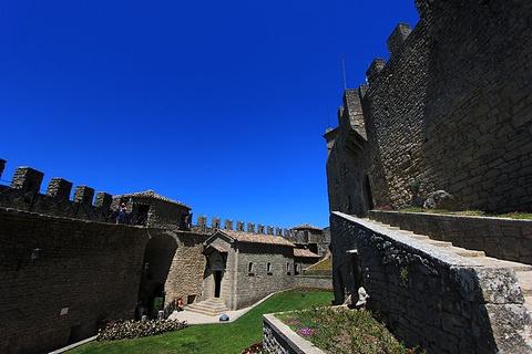 瓜伊塔要塞旅游景点攻略图