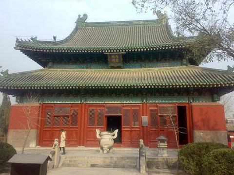 隆兴寺旅游景点攻略图