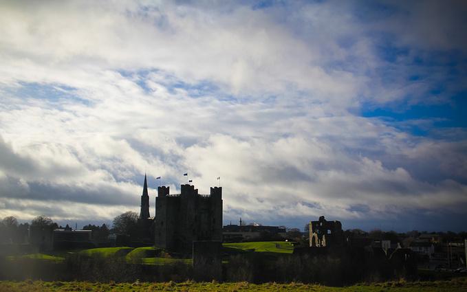 Maynooth& Trim Castle初印象图片