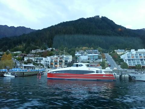 汽船码头旅游景点攻略图