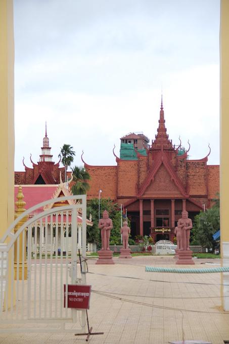 柬埔寨国家博物馆图片