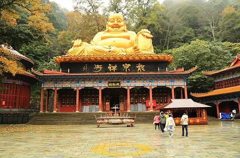 龙泉禅寺旅游景点攻略图