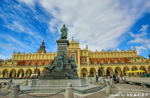 Museum at Market Square in Krakow旅游景点攻略图