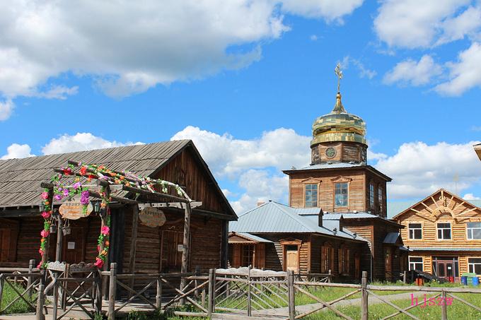 恩和俄罗斯民族乡图片