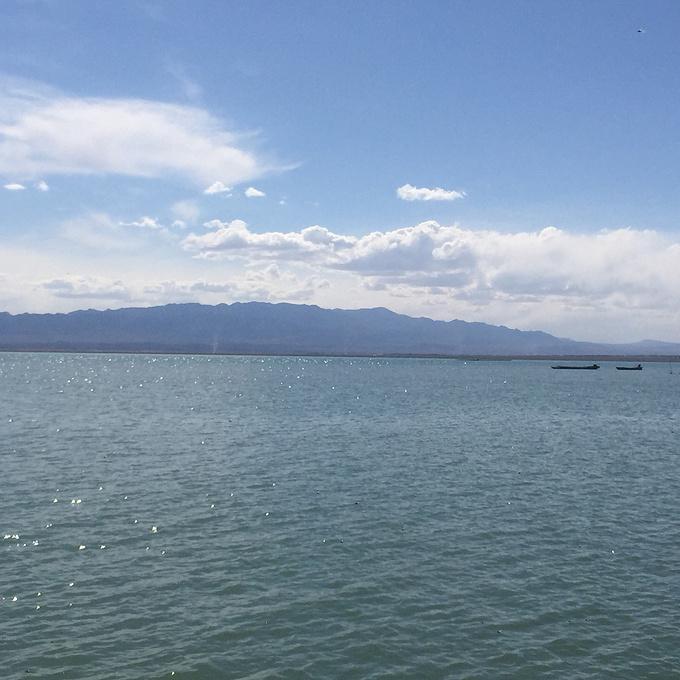 茶卡盐湖----柯鲁柯湖----大柴旦图片