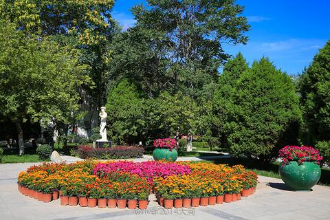 甘泉公园旅游景点攻略图