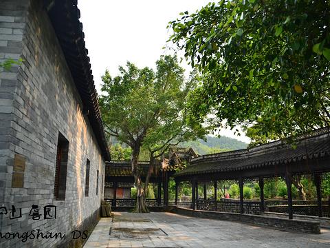 中山詹园旅游景点图片