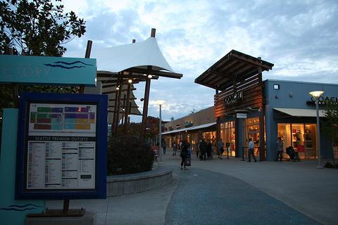 西雅图奥特莱斯旅游景点攻略图