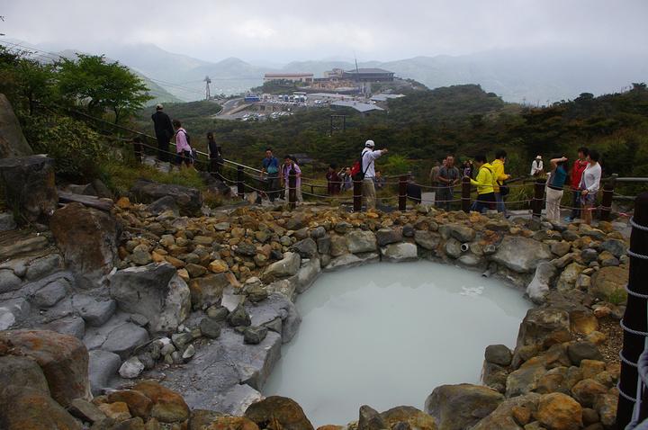 """""""大涌谷是我在日本看到最美的免费景点之一_大涌谷""""的评论图片"""