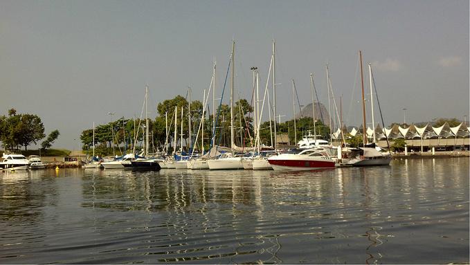 瓜那巴拉湾图片