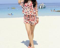 热情的马来热浪岛,终圆夏日么么之梦