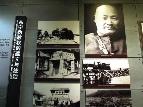 东宁要塞旅游景点攻略图