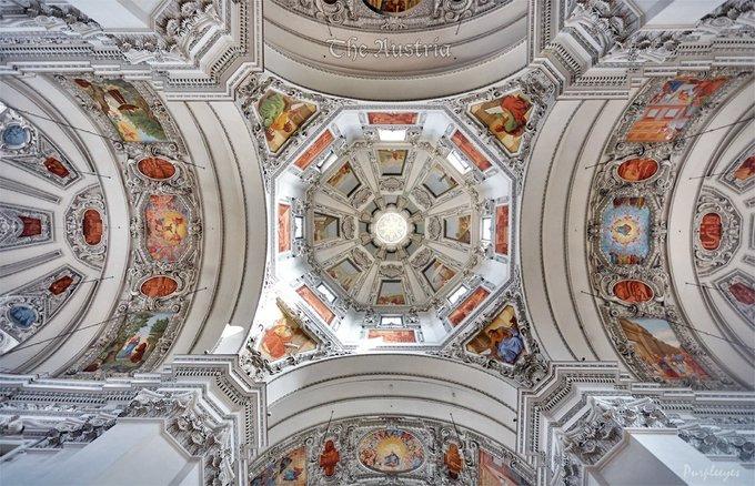 萨尔茨堡大教堂图片