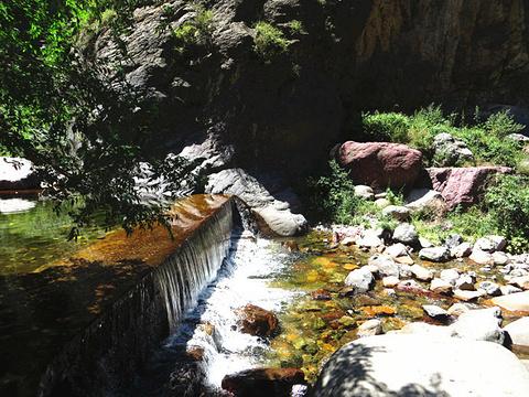 小五台山自然保护区旅游景点图片