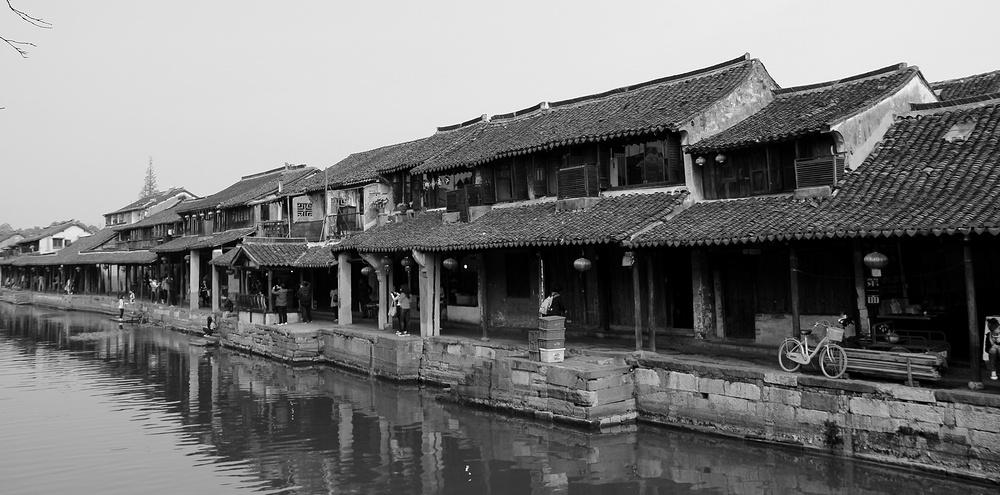 西塘的小桥流水人家