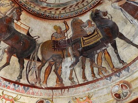 色雷斯古墓旅游景点图片