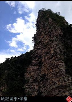 千层峰旅游景点攻略图