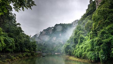 云台山的图片