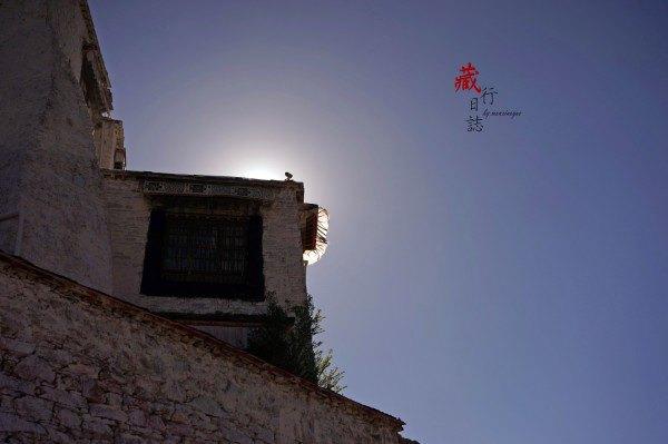 雍布拉康图片