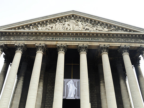 玛德莲大教堂旅游景点图片