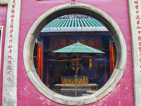 妈阁庙旅游景点图片