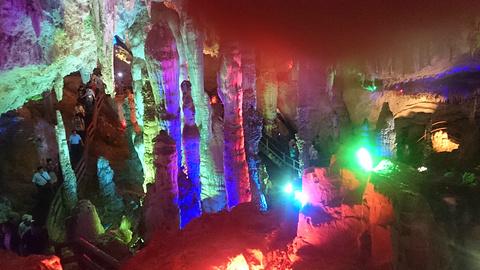 九乡溶洞旅游景点攻略图