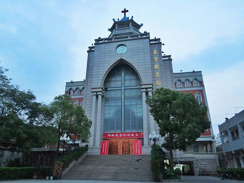 基督教泉南堂旅游景点攻略图