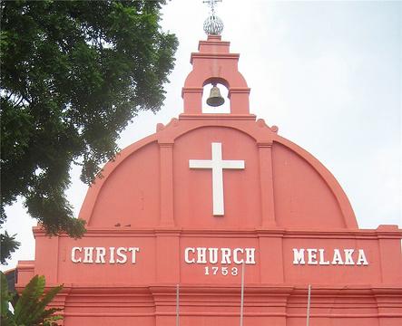 基督教堂旅游景点攻略图