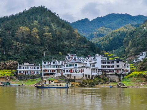 深渡镇旅游景点图片