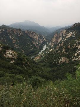 白河峡谷风景区旅游景点攻略图