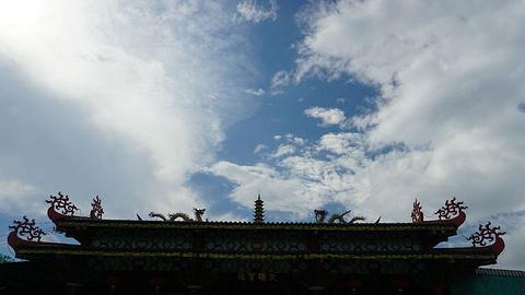 普陀寺旅游景点攻略图