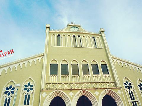 卡梅尔山天主教大教堂旅游景点图片