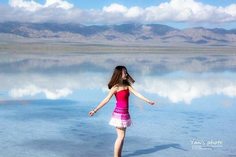 茶卡盐湖旅游景点攻略图