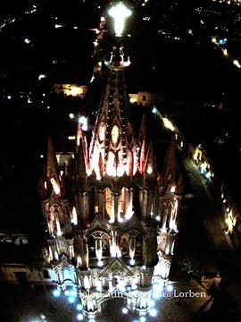 圣米格尔教堂旅游景点攻略图