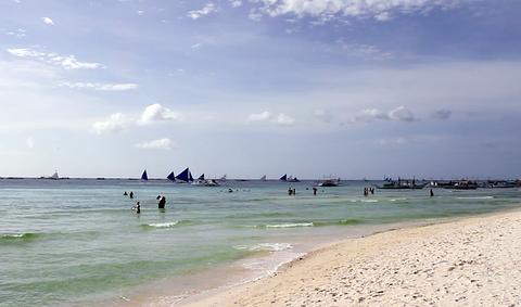 星期五沙滩旅游景点攻略图