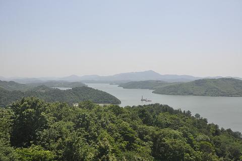 天目湖旅游度假区旅游景点攻略图