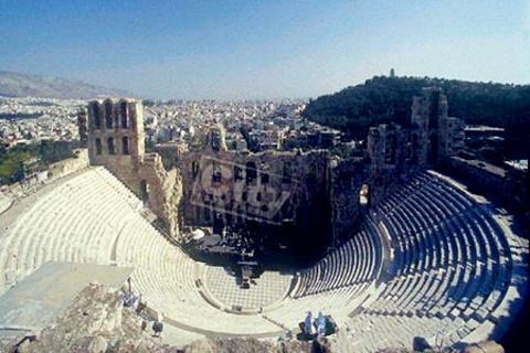 雅典市艺术馆旅游景点攻略图