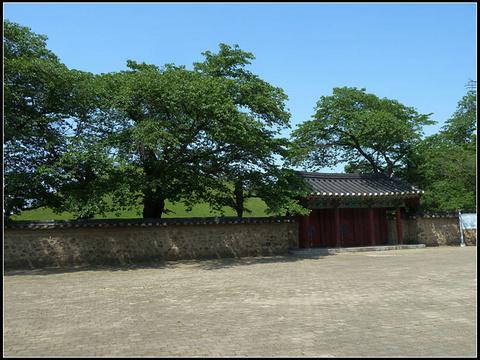 大陵苑旅游景点图片