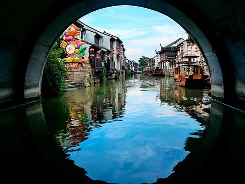 山塘街旅游景点图片