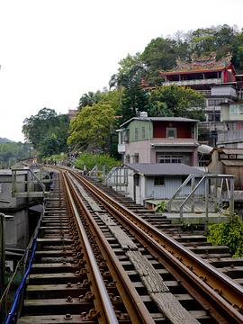 菁桐铁道故事馆旅游景点攻略图