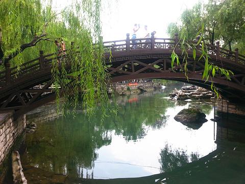 环城公园旅游景点攻略图