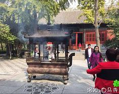 河南省(龙门石窟、白马寺)