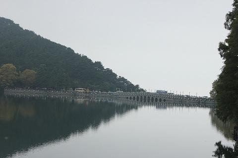 芦林湖旅游景点攻略图