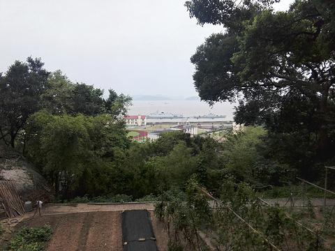普陀山旅游景点攻略图